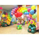 Правила пользования воздушными шарами