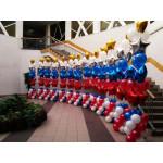 Выбор воздушных шаров для мероприятия