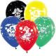 Пиратский стиль, разноцветные (5 шт)