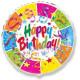 Ленты и звёзды / Birthday party