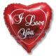 Любовь (красное)