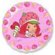 Девочка-клубничка ягодки