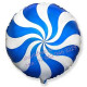 Карамель (голубой)